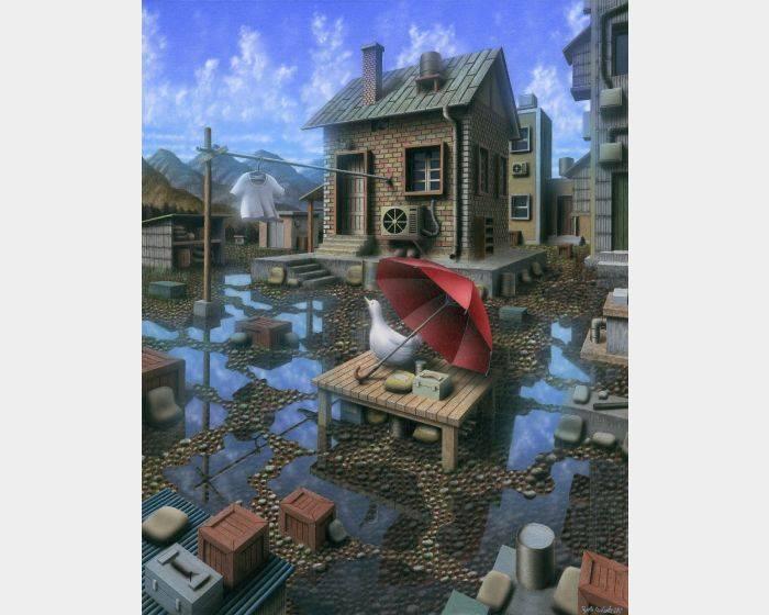 西岡良太-After the Long Rainy Days