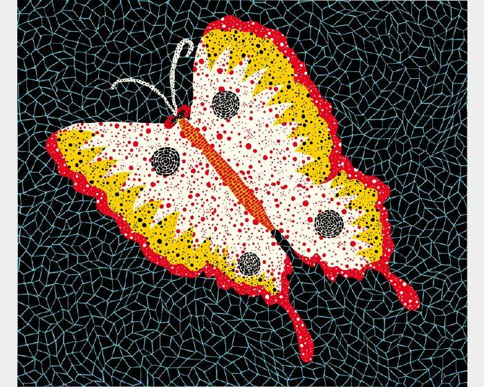 NO.81 蝶 BUTTERFLY