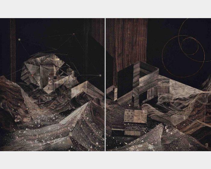 陳硯平-遺忘地景 Oblivion Landscape