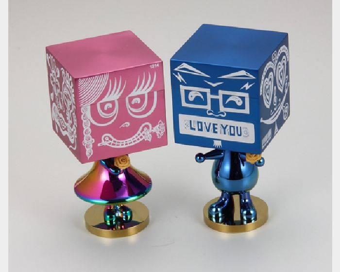洪易-百年好盒