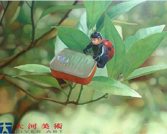楊博堯-柑橘園 Citrus Garden