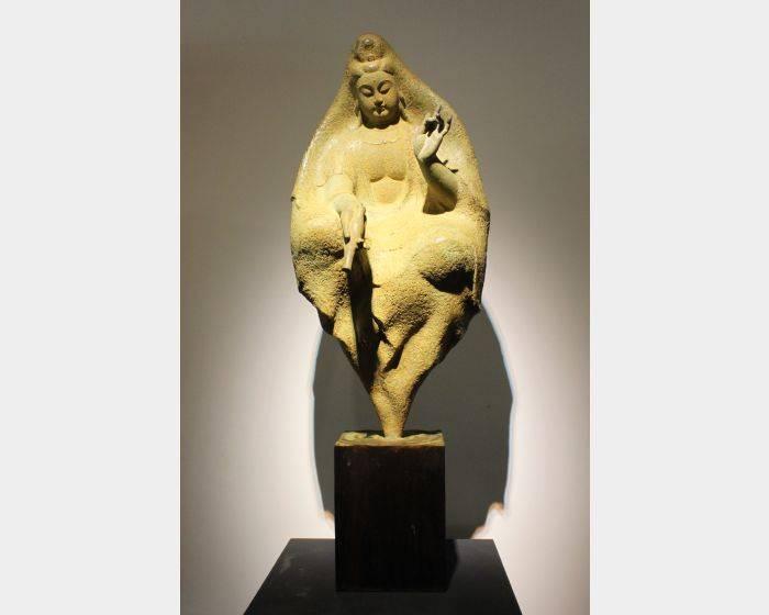 李真-一葉觀音 Avalokitesvara