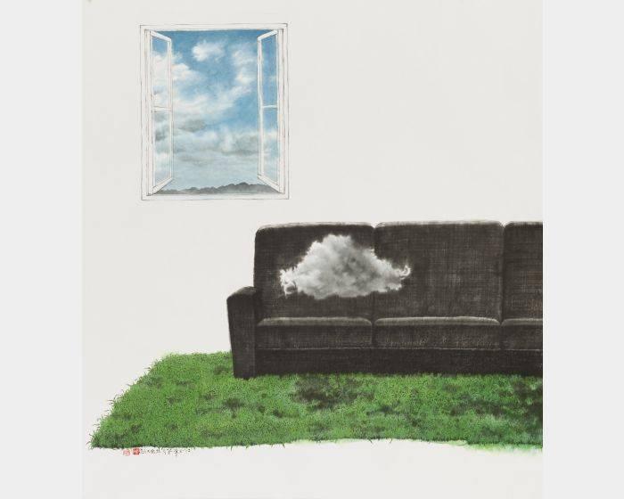 紀冠地-夏之雲