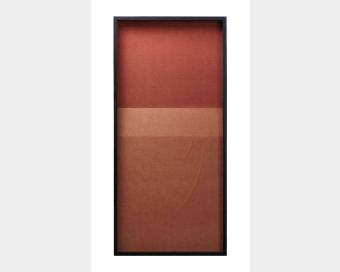 杭春暉-日常2—深紅牆面和淺紅桌布