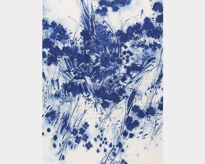 金善炯-GARDEN BLUE 2011-6