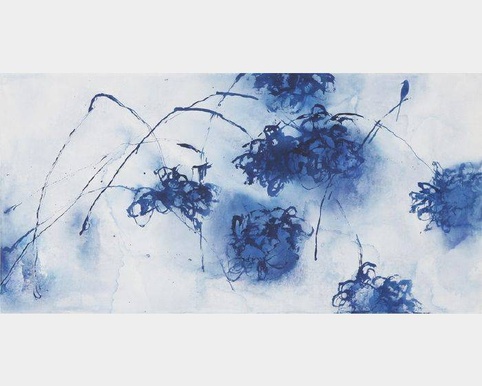 金善炯-GARDEN BLUE 2011-102