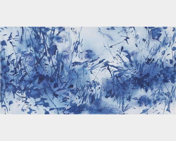 金善炯-GARDEN BLUE 2011-104