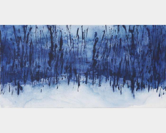 金善炯-GARDEN BLUE 2011-105