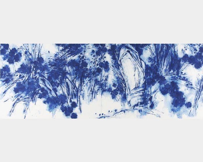 金善炯-GARDEN BLUE 2011-2