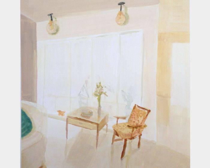 李檬-有中庭的客廳