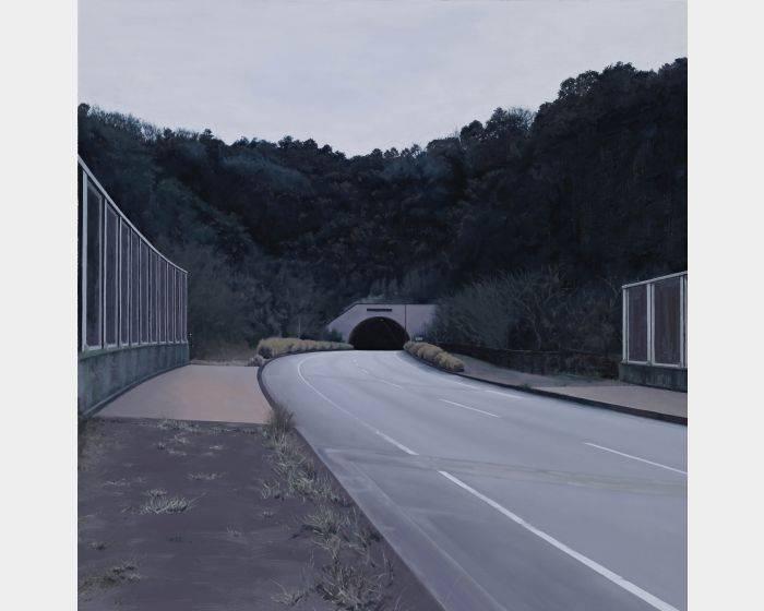 廖震平-山中的洞 hole in mountain