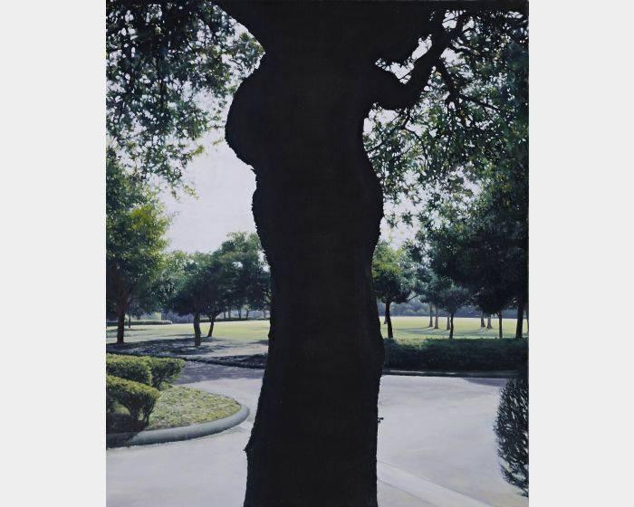 廖震平-樹幹 trunk