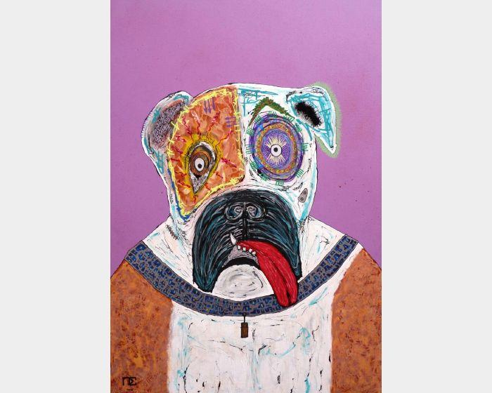 皮耶‧蘇夫雷-鬥牛犬