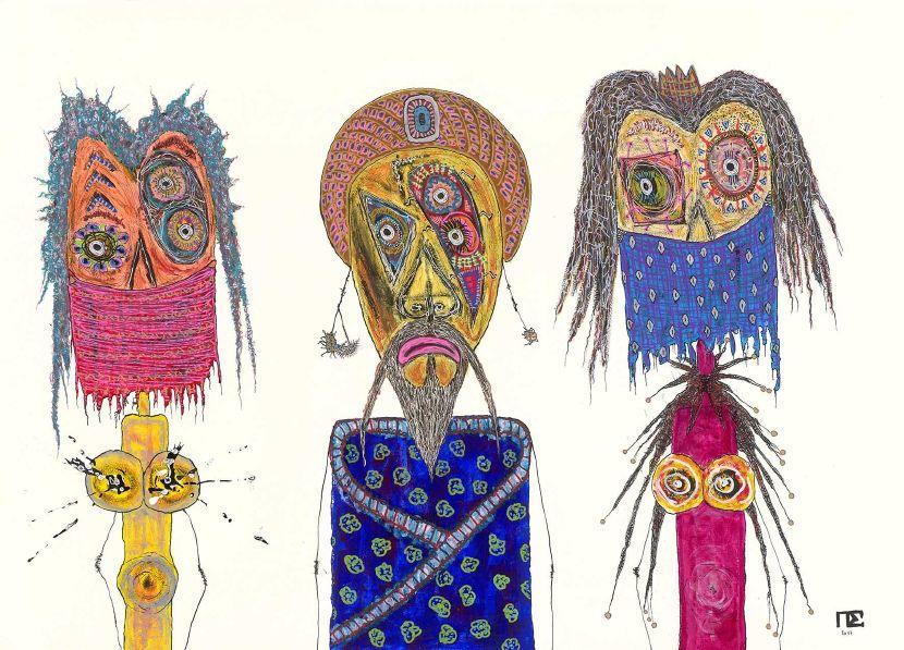 皮耶‧蘇夫雷-蘇丹和王妃