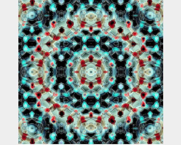 陳克華-Mandala pattern 1-s