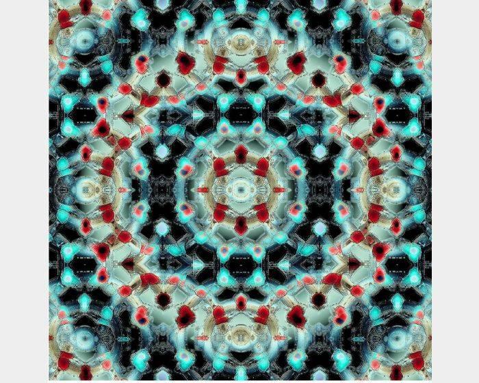 陳克華-Mandala pattern 1 small