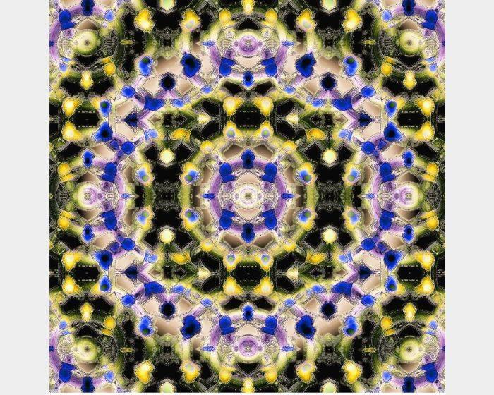 陳克華-Mandala pattern 2-s
