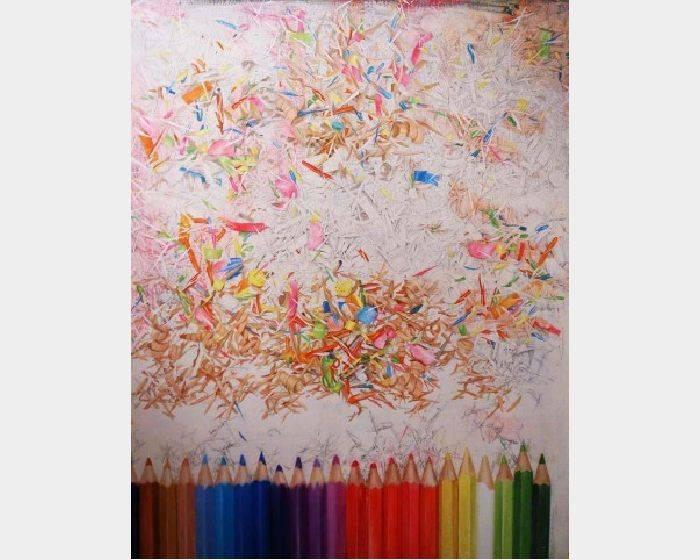 葉芷綺-Painting process III