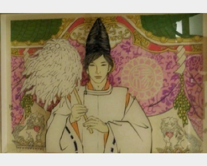 木村了子-Visiting the shrine to find a mate