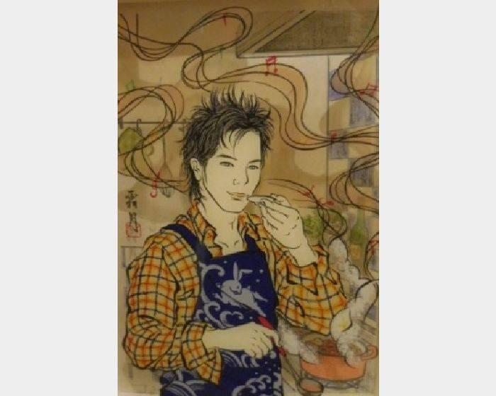 木村了子-Men's cooking
