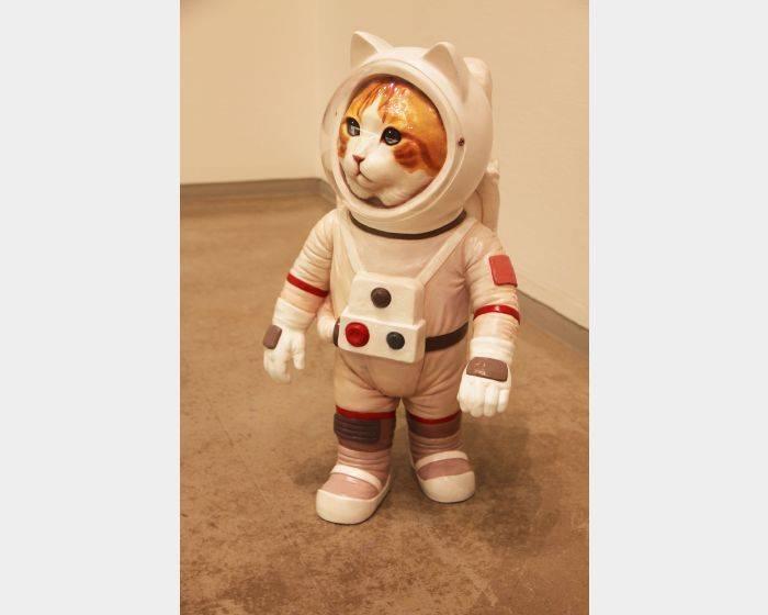 Standing Astronaut Nana