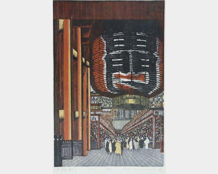 森村玲-淺草寺雷門-14/70  Senso-ji Kaminarimon-14/70