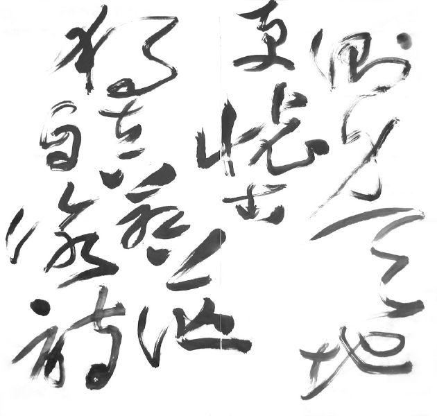 趙宇脩-側身天地更懷古 獨立蒼茫自詠詩