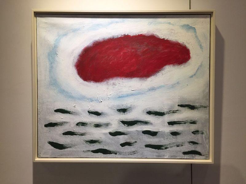 黎志文-有紅色的雲