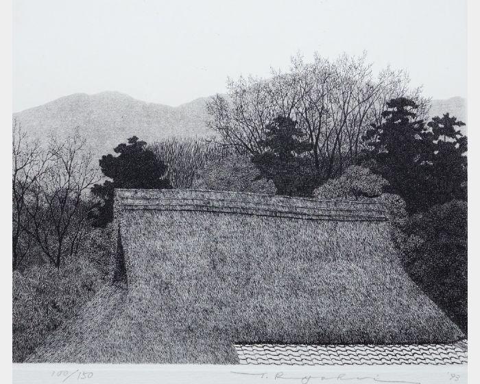 田中良平-521 伊香早春-100/150
