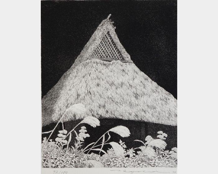 田中良平-713 Pampas Grass-92/100