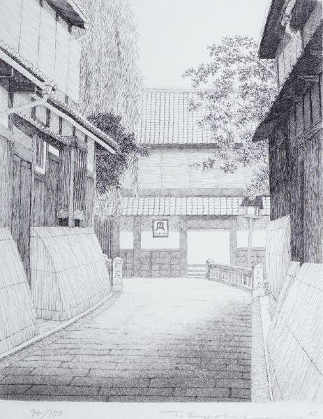 田中良平-671 Tatsumi 橋巽橋-94/150