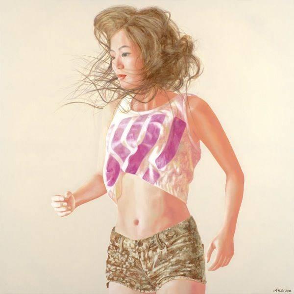 鍾愛麗-跳躍2  Caper 2