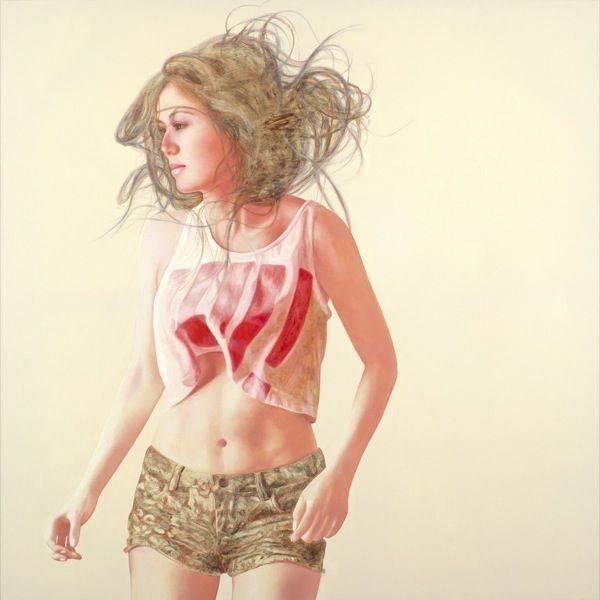 鍾愛麗-跳躍3  Caper 3