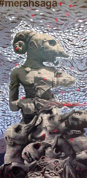 哈第布拉特-紅色傳奇  Merah Saga