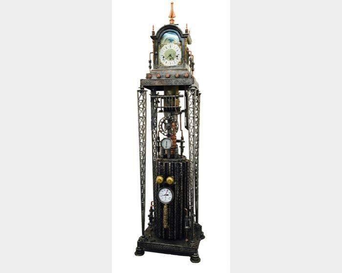 馬拉利-鐘塔 The Clock Tower