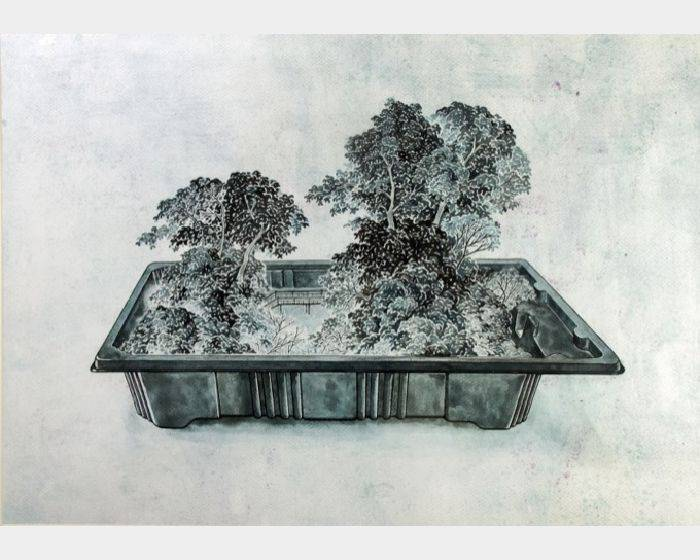 陳國華-微山(1-1) Mound (1-1)