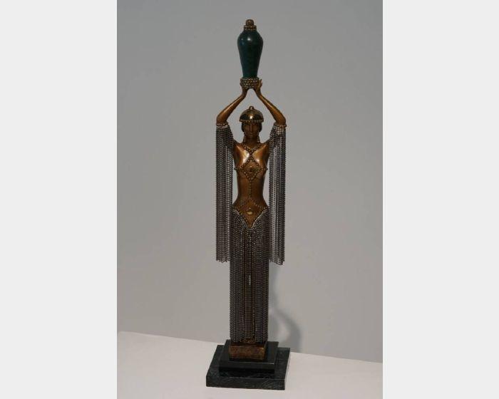 埃爾特-翡翠花瓶  Emerald vase