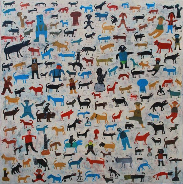 印德拉·多迪-Animal kingdom #3