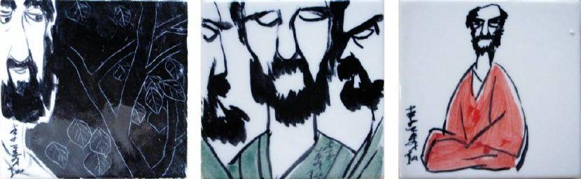 李義弘-達摩造像群2