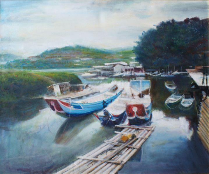 翁大成-船