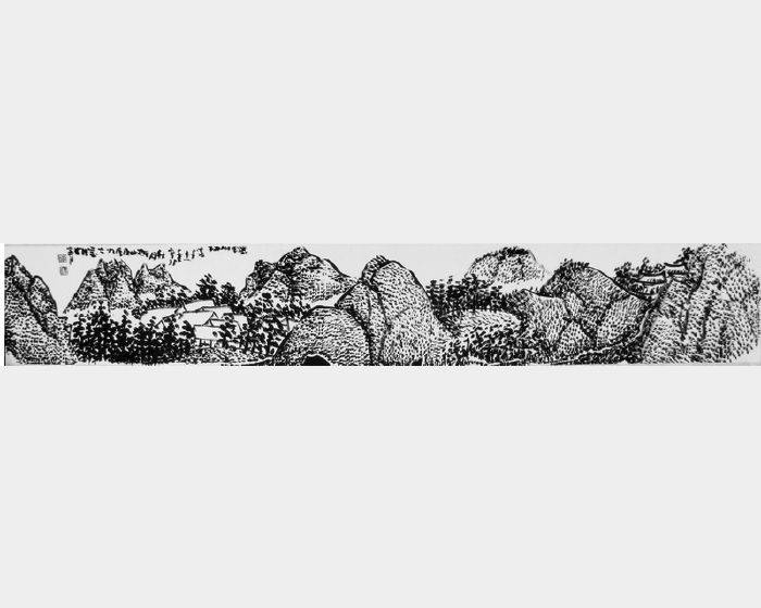 張光賓-歸來山林