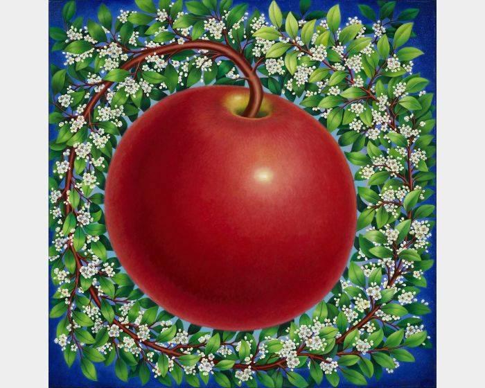 張瑞頻-蘋果之一 Apple 1