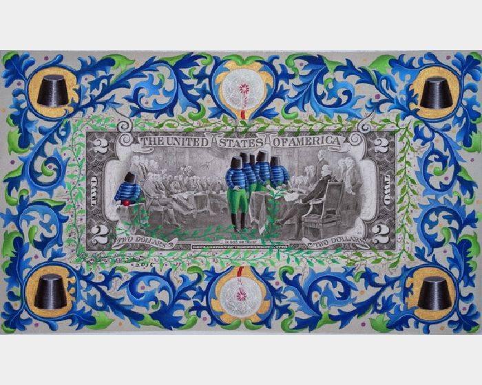 張瑞頻-美金2元U.S.A'S 2 USD