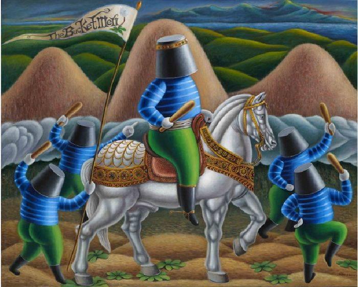 張瑞頻-唐吉軻德     Quijote