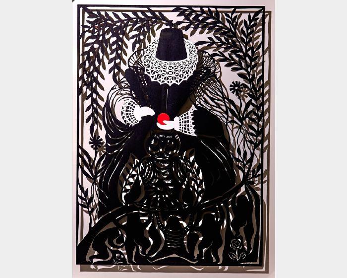 張瑞頻-黑女王