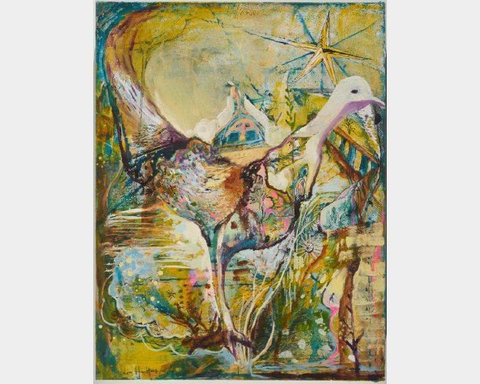 林慧姮-金翅鳥  Garuda
