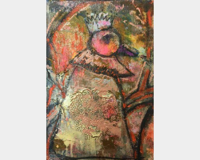林慧姮-紫色眼睛的鳥國王Purple Eyes of the Bird King