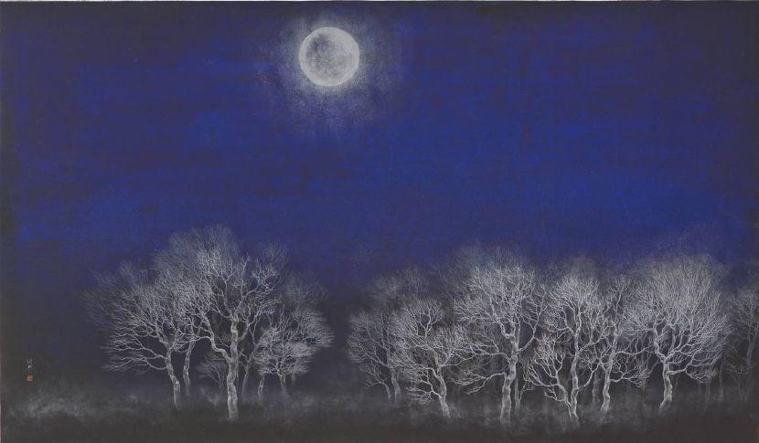 廖鴻興-月蹉跎