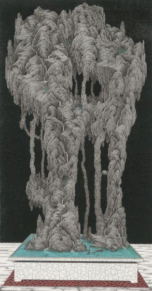 鄧卜君-明空石