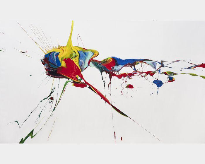 盧征遠-無題1 Untitled-12(300x180cm)